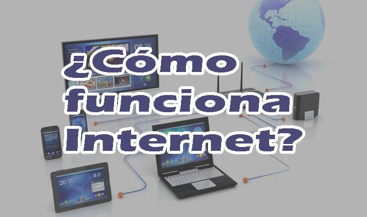 Desarrollo de páginas web y tiendas online - Informaticademadrid - Cómo funciona Internet
