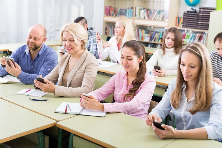 Curso AVANZADO de smartphones y tablets para adultos