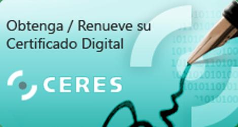 Certificado digital – Solicitud, descarga e instalación en el navegador – Tutoriales