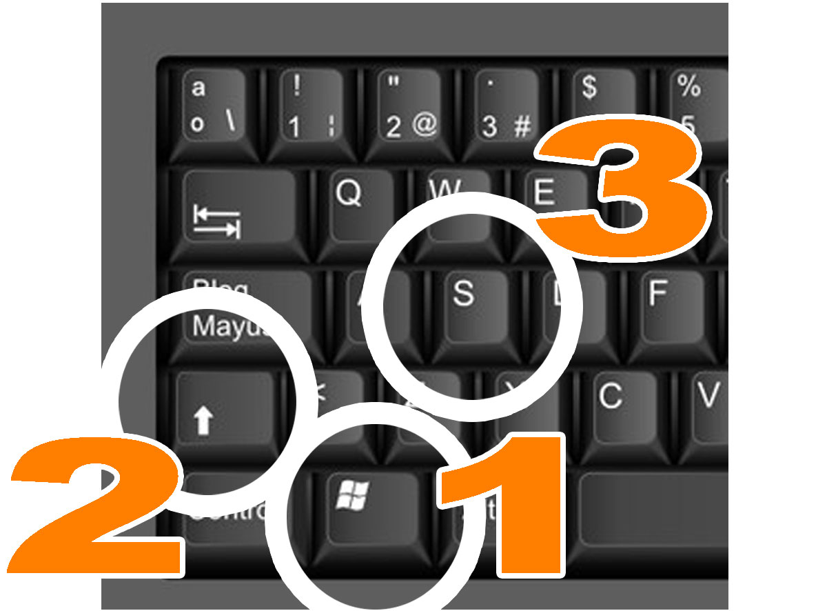 Desarrollo de páginas web y tiendas online - Informaticademadrid - Teclas para recorte y anotación