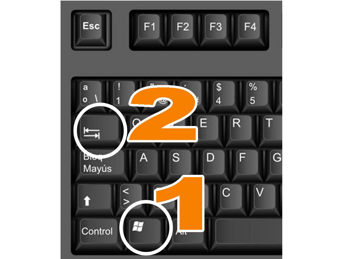 Desarrollo de páginas web y tiendas online - Informaticademadrid - Truco 4 teclas escritorios virtuales
